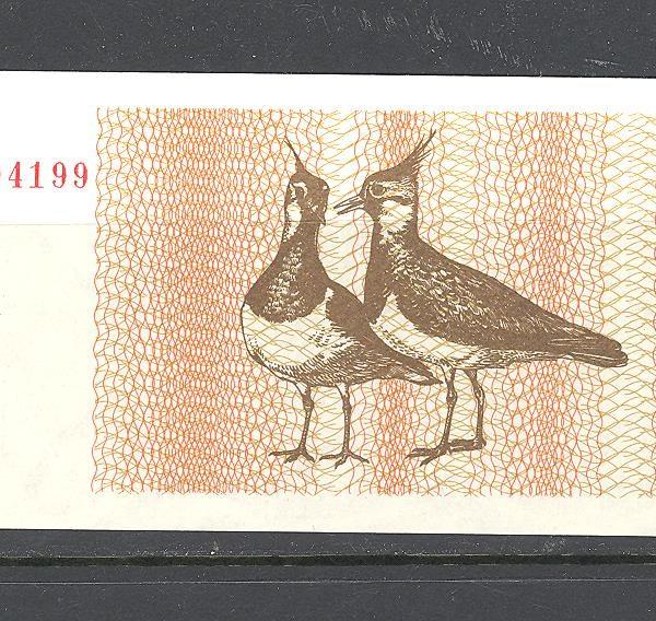 Lietuva 1 talonas 1992 m. 1