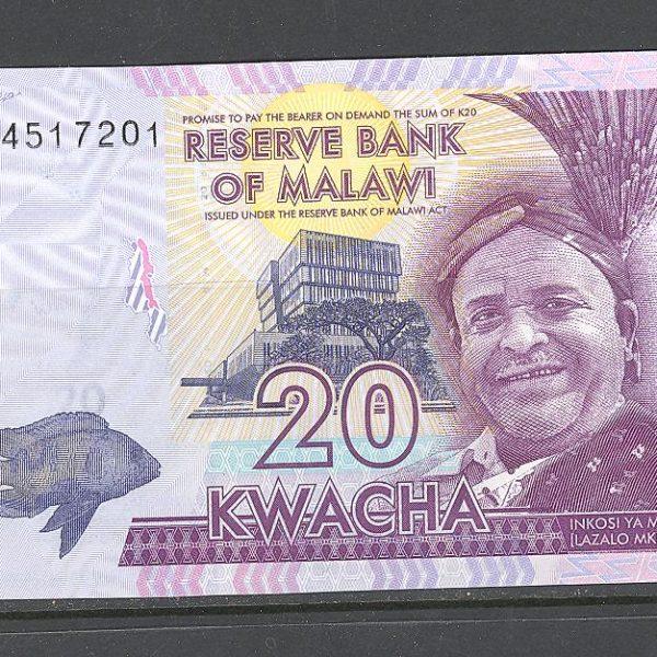 Malawi 20 kvačų 2015 m. 1