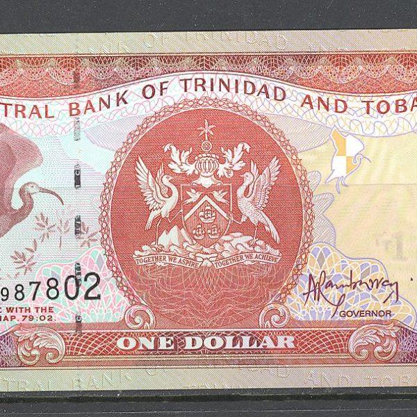 Trinidadas ir Tobago 1 doleris 2006 m. 1