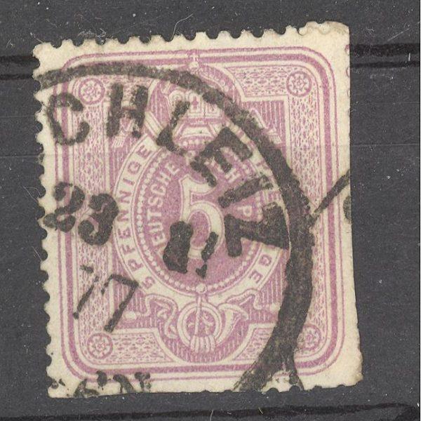Reichas 1875 m. Mi 32 antsp. 5 EUR 1