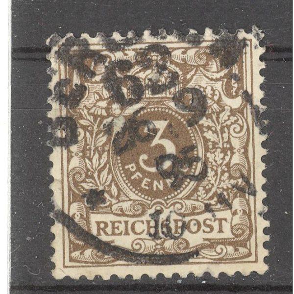 Reichas 1889 m. Mi 45 1.80 EUR