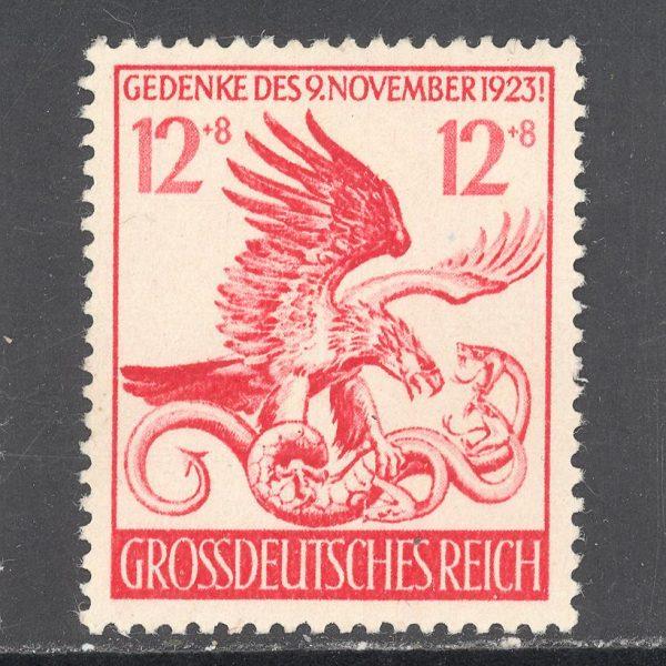 Reichas 1944 m. Mi 906 MH 0.30 EUR