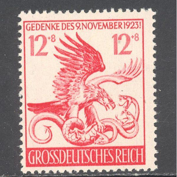 Reichas 1944 m. Mi 906 MNH 1 EUR