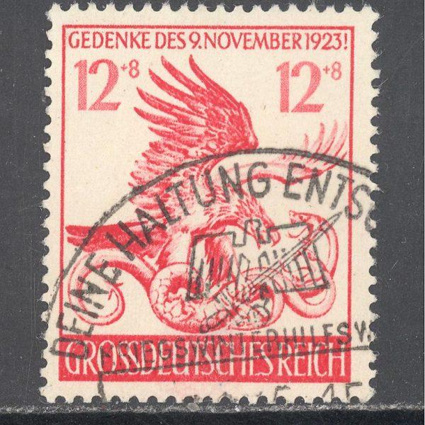 Reichas 1944 m. Mi 906 antsp. 1.60 EUR