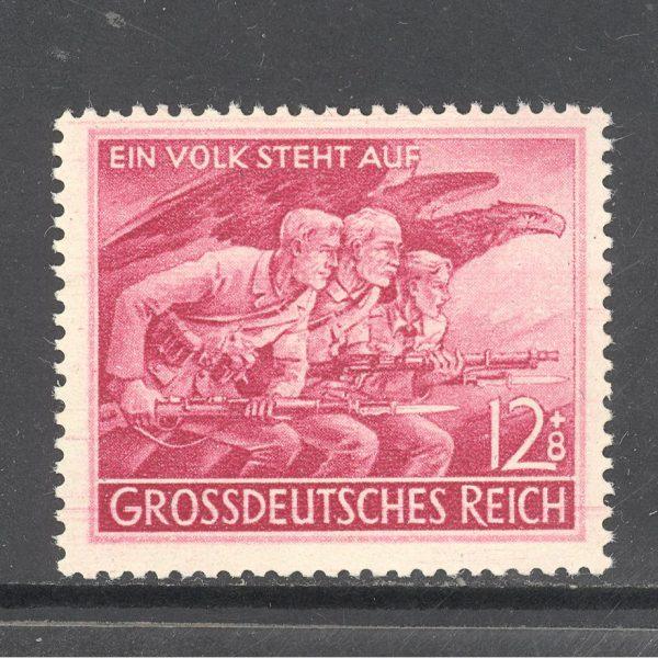 Reichas 1945 m. Mi 908 MNH 1,80 EUR