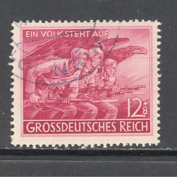 Reichas 1945 m. Mi 908 antsp. 3,50 EUR